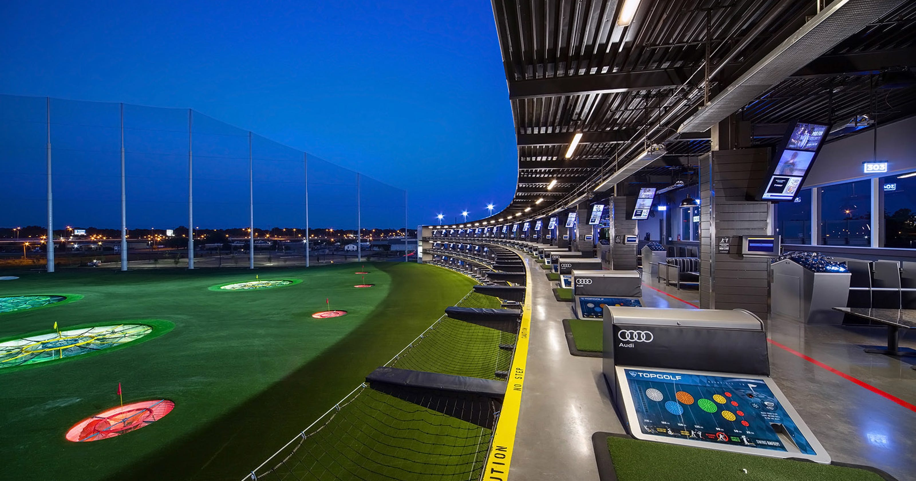 Topgolf teed up for Farragut as the start of new