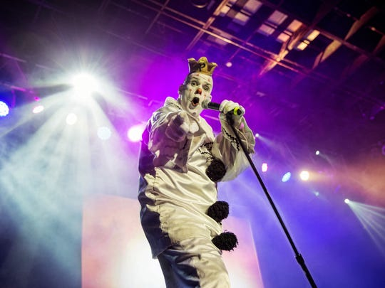 Puddles Pity Party brings his act to Bogart's Dec.