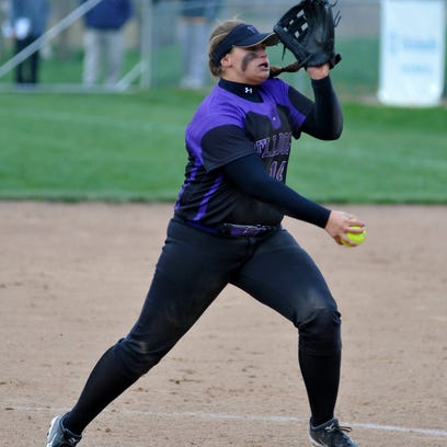 Bloom-Carroll pitcher Taran Alvelo became the state's