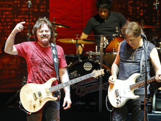 The Doobie Brothers will perform at Comerica Theatre