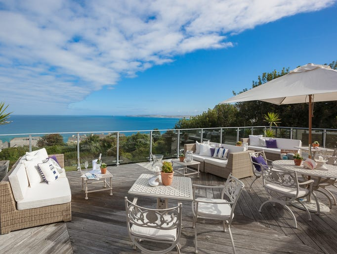 20 scenic seaside hotels in great britain for 1 atlantic terrace st ives