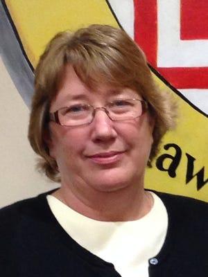 Delmar Mayor Karen Wells