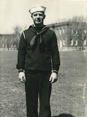 Virgil Taylor was a Machinist's Mate 1st Class aboard the USS California when the Japanese attacked Pearl Harbor 70 years ago, on Dec. 7, 1941. Taylor, who now lives in Keizer, spent 20 years in the Navy.