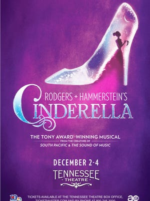 Cindereall at the Tennessee Theatre