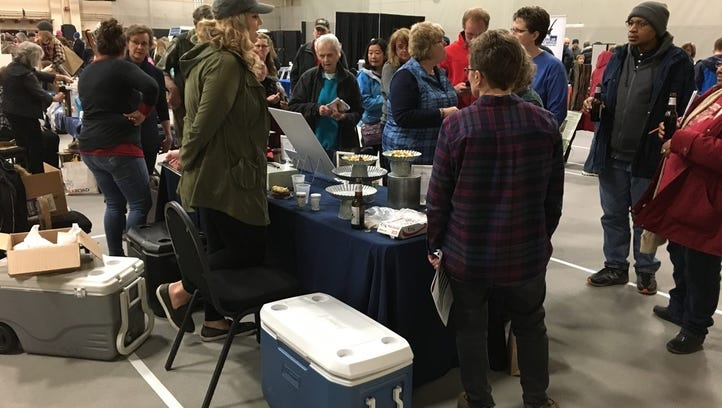 Local Food Fair at Sentry World puts spotlight on Wisconsin farmers, businesses
