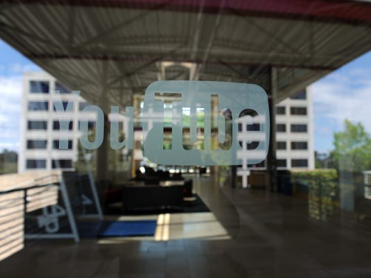 Youtube headquaters is pictured in San B
