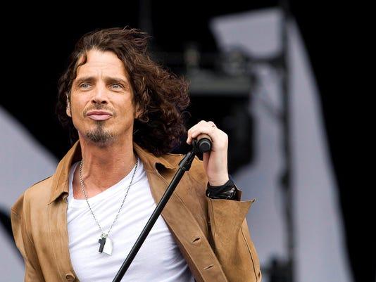 Chris Cornell of Soundgarden dies at 52