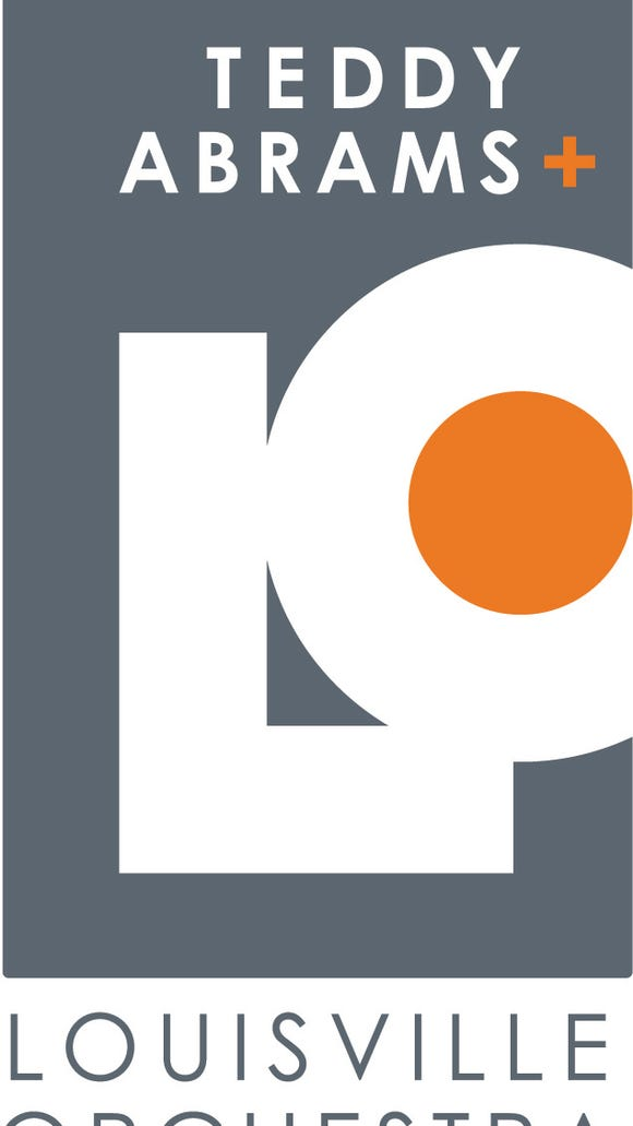 The Louisville Orchestra's new logo unveiled along with concerts for its upcoming season.