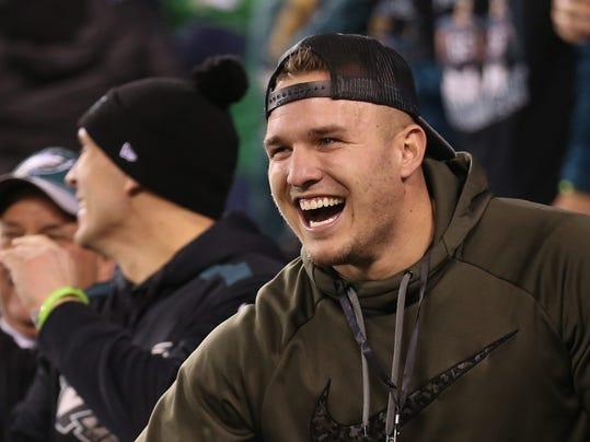 USP NFL: NFC CHAMPIONSHIP-MINNESOTA VIKINGS AT PHI S FBN PHI MIN USA PA
