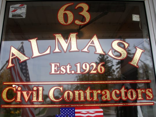 Almasi Companies, a construction and soil remediation