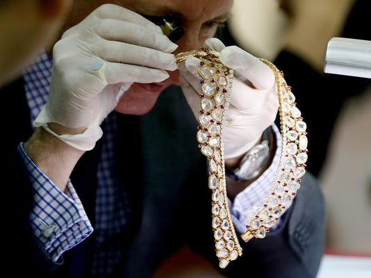 Philippines Marcos Jewelry