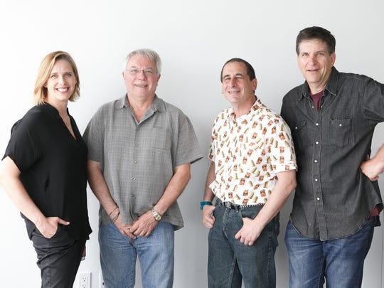 This week's Talking Tech panel: Phoebe Hayman, James