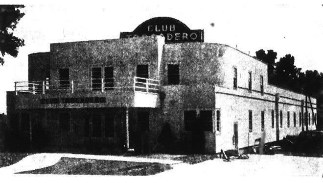Club Trocadero.