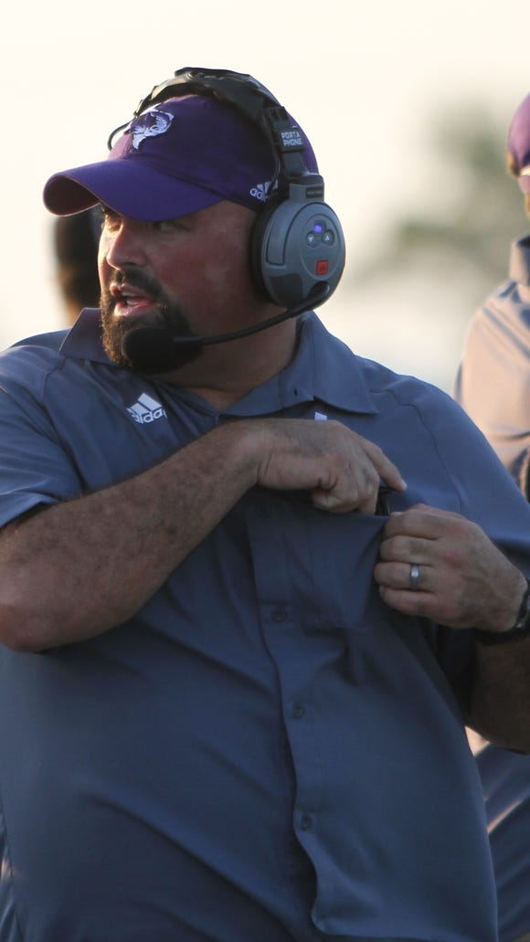 Jacksboro's Brian Hodnett has been named Haskell's new head football coach. He spent seven seasons coaching the Tigers, including six as the team's head coach.