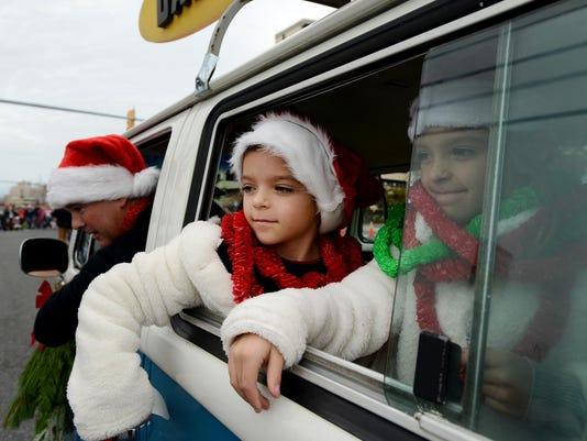2014 Ocean City Christmas Parade