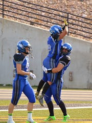 The Utah Falconz steamrolled their way to victory with