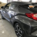 AK to debut Toyota C-HR next week
