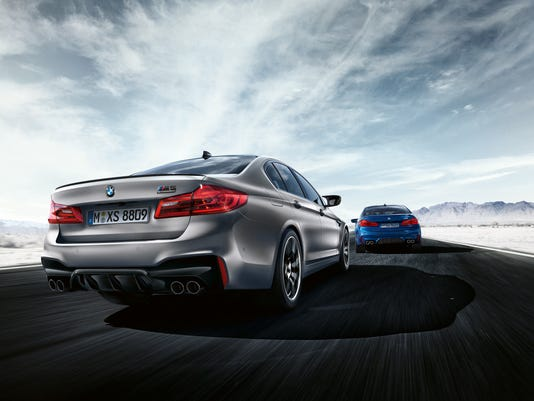 BMW says this 617-horsepower M5 beast is most powerful ever
