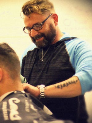 Todd Burnett is keeping the tradition of barbering alive in Mount Vernon, Indiana, where he will open a barber shop at 200 Main Street downtown.