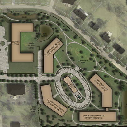 Fox Point officials recommend Dunwood School lot be rezoned for apartments
