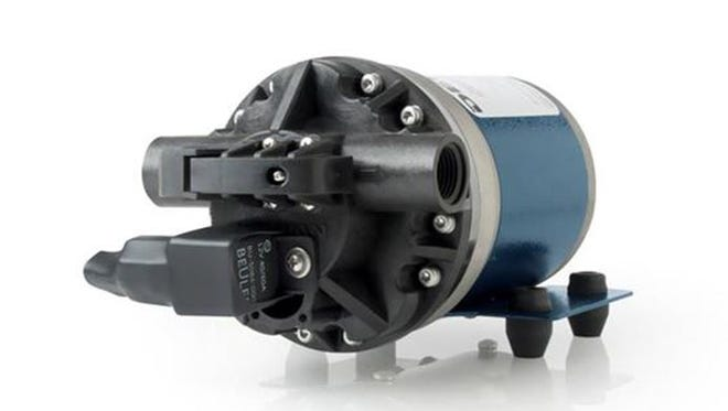 The new FB3 pump provides longer life and more efficient operation over previous 7 GPM pumps.