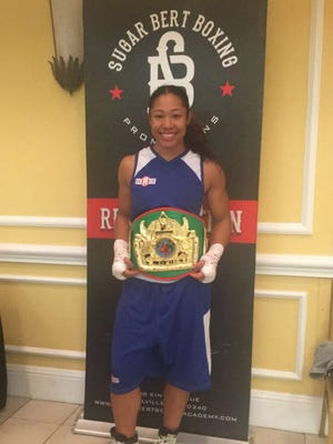 Fremont Ross graduate Alycia Baumgardner captured a national championship in Florida.
