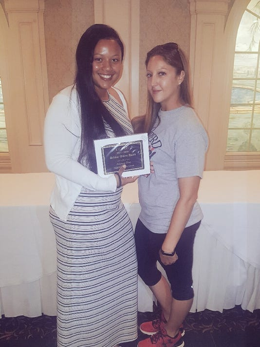 636645206092499118-Plainfield-senior-Arianna-Diaz-left-and-coach-Michelle-Huff-at-Union-SCholar-Athlete-2018.jpeg
