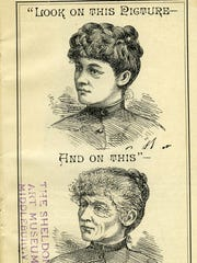 This 1889 pamphlet advertises the Shaker Extract of