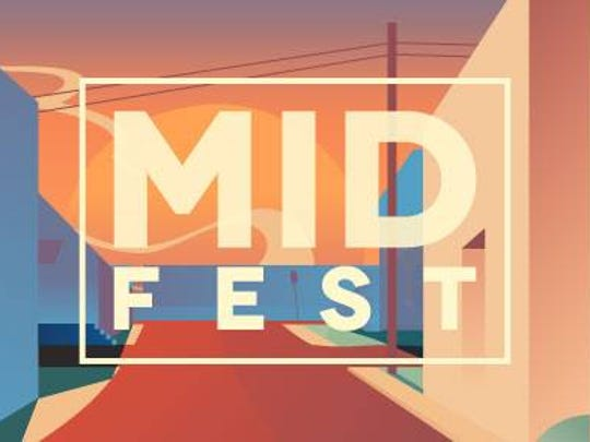 Midfest will showcase Jackson's artists and businesses in the Midtown district from 3 to 8 p.m. Saturday.