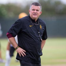 What kind of job has ASU football coach Todd Graham done in recruiting in Arizona? There are 38 former Arizona high school football players currently on his team's roster for the 2014 season. We take a quick look at each, in alphabetical order.