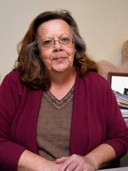 Kerry Milkie, a 30-year veteran in Racine County human