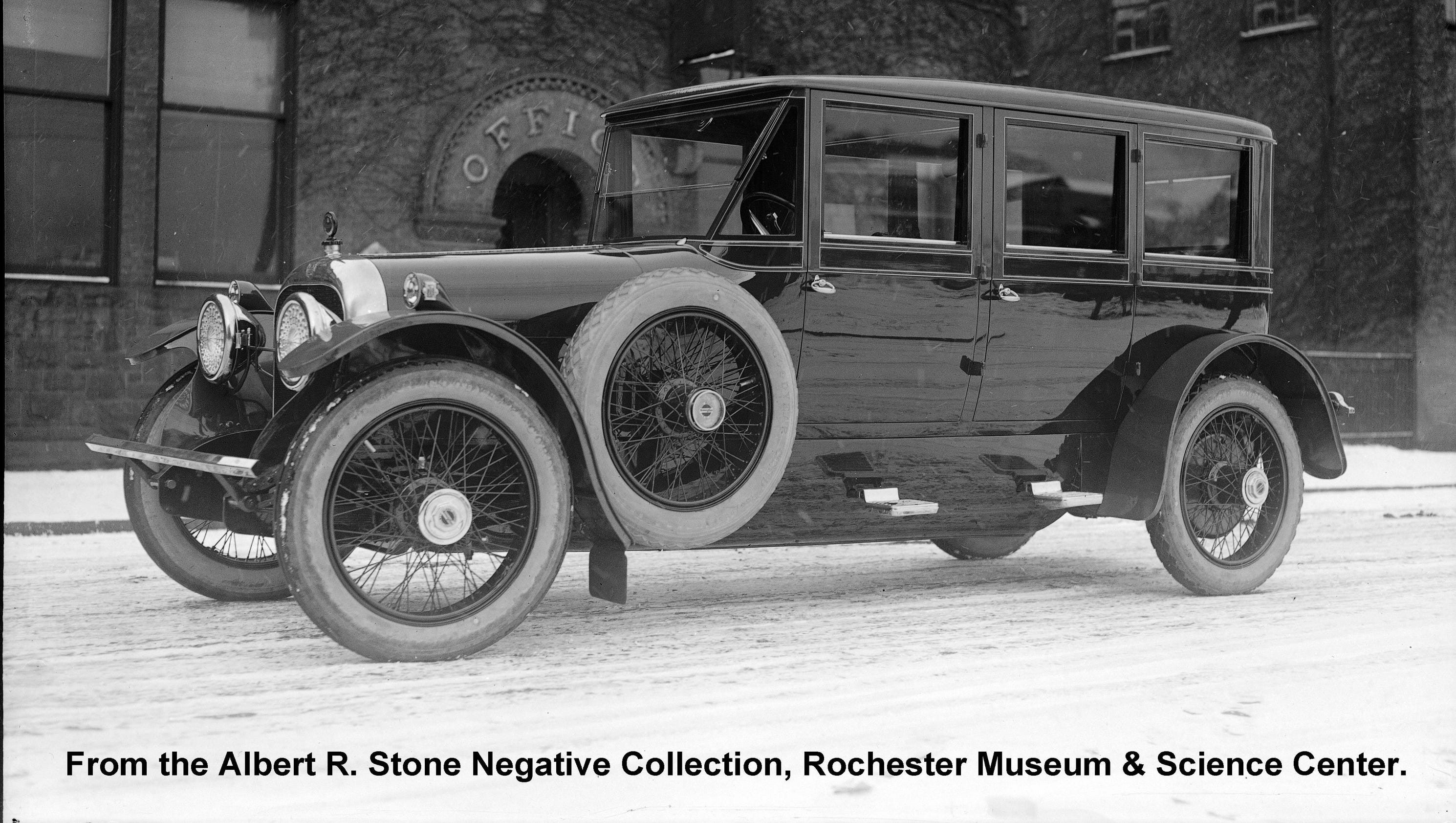 Retrofitting Rochester Cunningham Carriage Factory