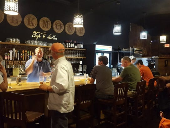 Elkmont Tap and Cellar in Clemson