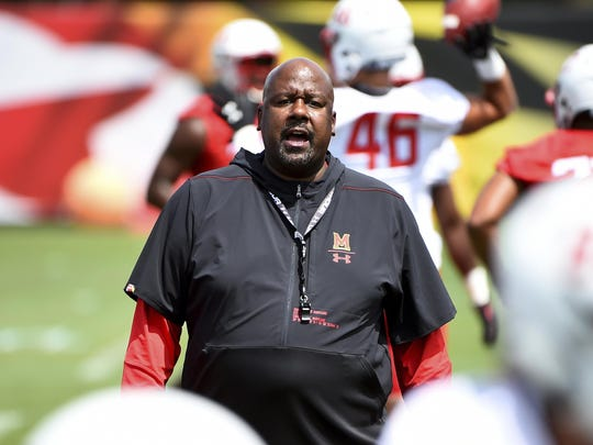 The erratic play of Maryland's defense has proven to be more of a problem for first-year coach Mike Locksley than losing his starting quarterback to injury.