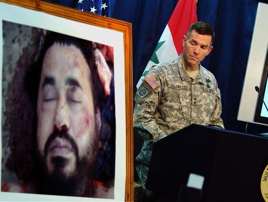 GTY AL-ZARQAWI KILLED IN IRAQ AIR RAID I WAR IRQ