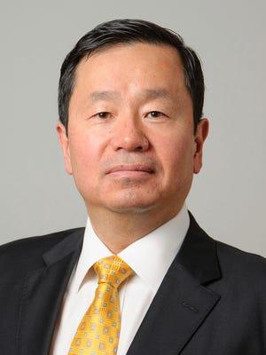 Mizzou President Mun Choi