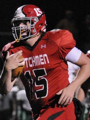 Noah Myers has five rushing touchdowns through Annville-Cleona's first two games.