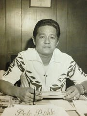 """Pedro """"Pete"""" Ada Jr. is shown in this undated file"""