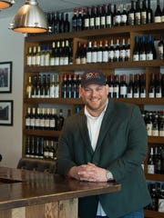 Scott Kammerer, president and CEO of SoDel Concepts at Lupo Italian Kitchen in Rehoboth.