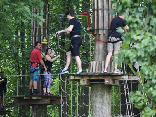 BUCKET LIST News: Go Ape