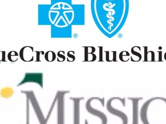 Mission Health and Blue Cross Blue Shield of North Carolina.