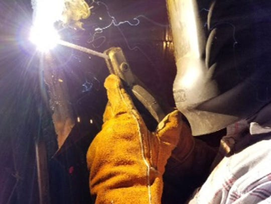 Welders are in short supply in the Wichita Falls area.