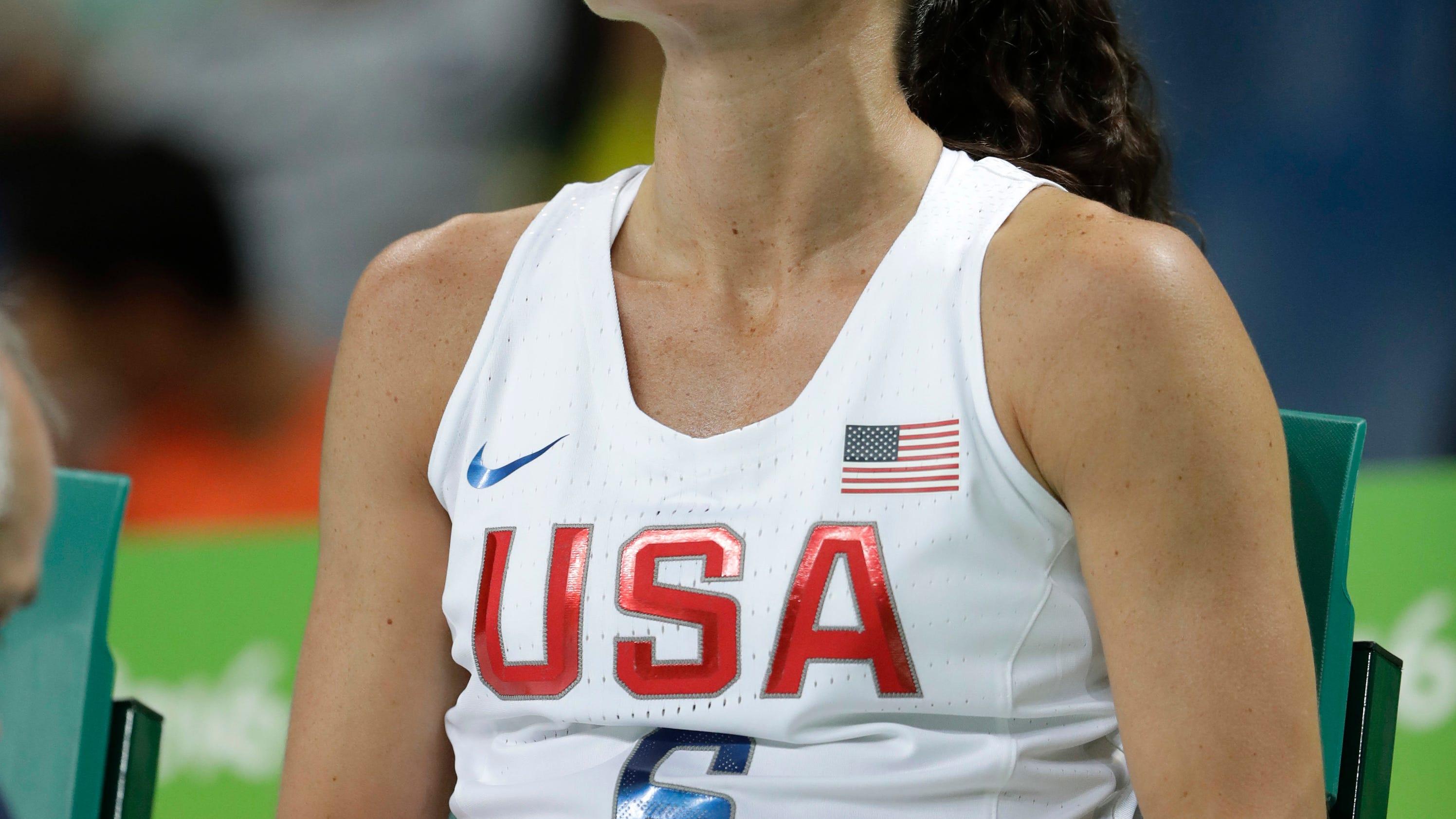 US routs Japan 110-64, advances to women's basketball semis