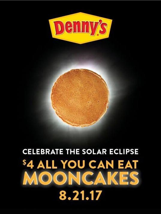 Dennys Mooncakes