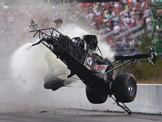 Drag Race Car Flies