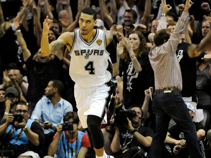 During the 2013 NBA playoffs, Spurs guard Danny Green introduced himself to the world. Who might do the same this year? USA TODAY Sports' Adi Joseph takes a crack at picking breakout stars for every playoff team.