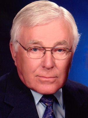 Dr. Bernhard G. Wiltfang, 86