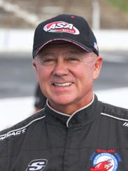 Geoff Bodine is scheduled to appear at the Chemung