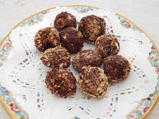 """The truffles recipe in Jacques Pépin 's newest book, """"Heart & Soul in the Kitchen"""" is easy to follow and tasty to eat."""