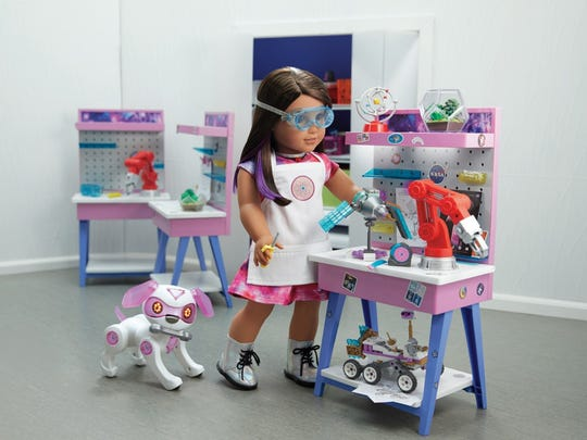 American Girl announced its 2018 'Doll of the Year'